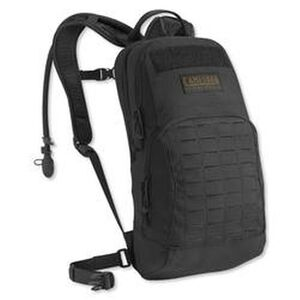 CamelBak M.U.L.E. Hydration Backpack Three Liter Mil-Spec Black 62603