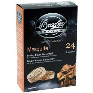 Bradley Smoker Bisquettes Mesquite 24 Pack BTMQ24