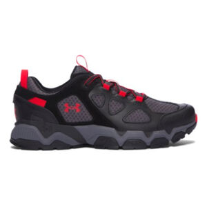 Under Armour Performance UA Mirage Men's Hiking Shoe Synthetic/Textile/Rubber Size 9.5 Black