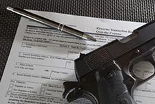 Gun Background Paperwork